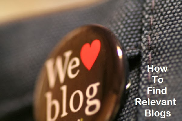 how to find niche blogs