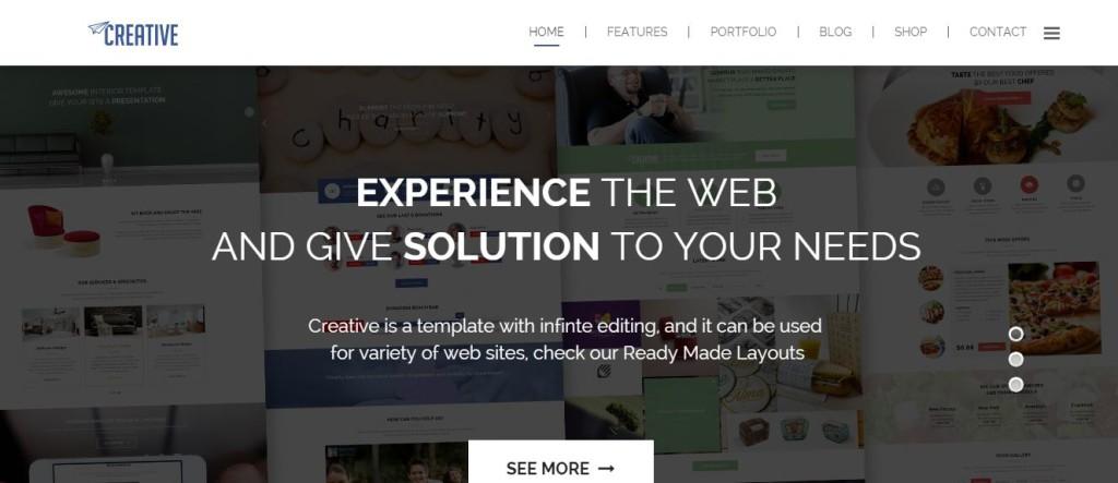 Creative-Wordpress-Business-themes