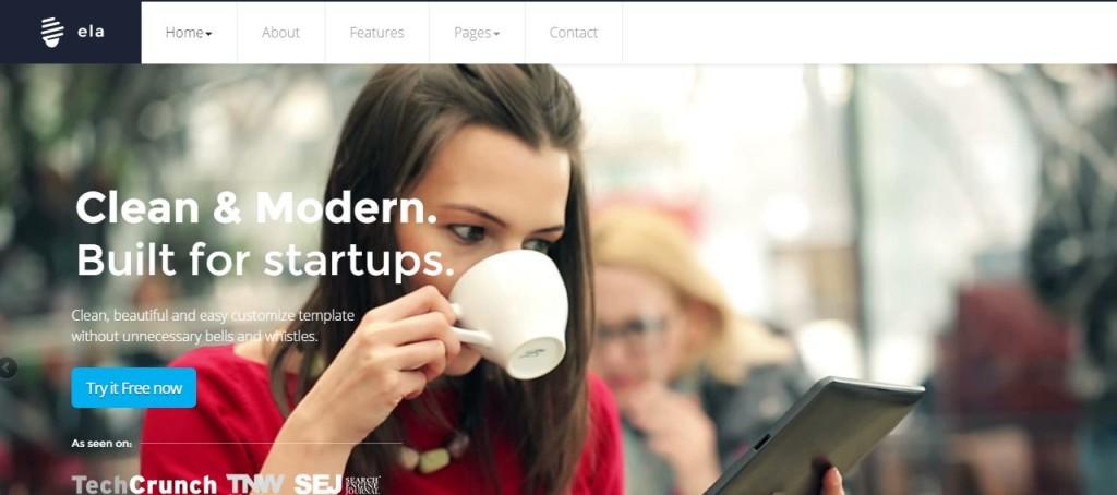 Ela-Wordpress-Business-Theme