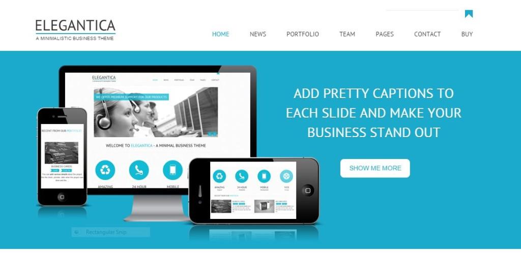 Elegentica-Wordpress-Corporate-Business-theme