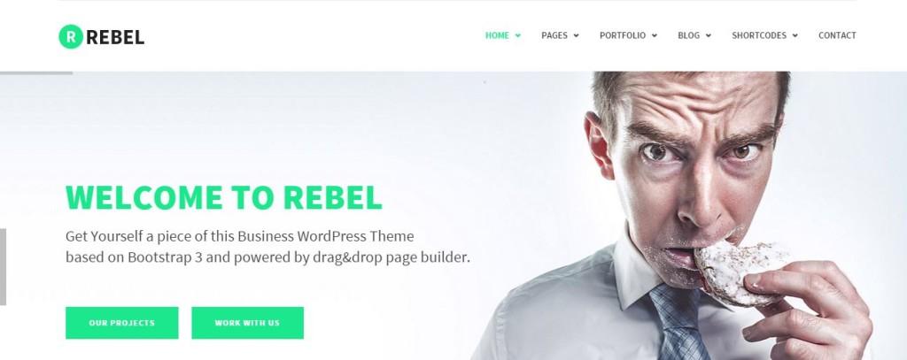 Rebel-wordpress-business-theme