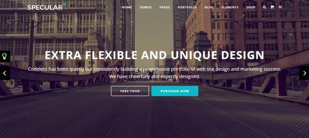 Specular-Wordpress-Business-Theme