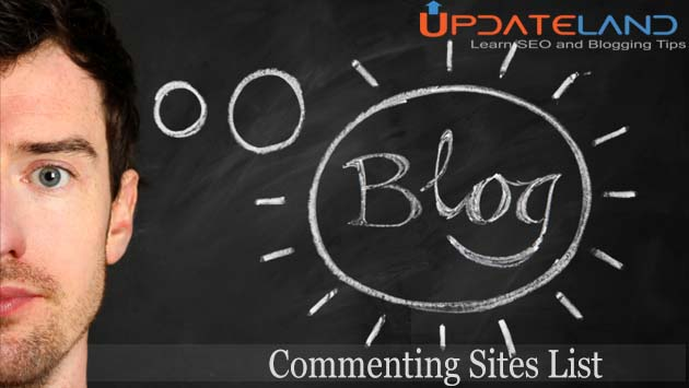 Dofollow Blog Commenting Sites List Free for SEO of 2019