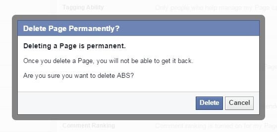 how-to-delete-facebook-fan-page