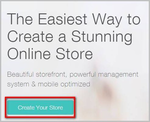 create online store with wix