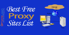 Best-Free-Proxy-Sites-List