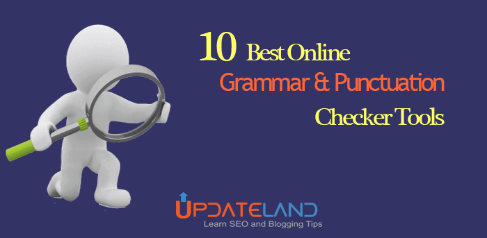 best online grammar checker tool punctuation checker