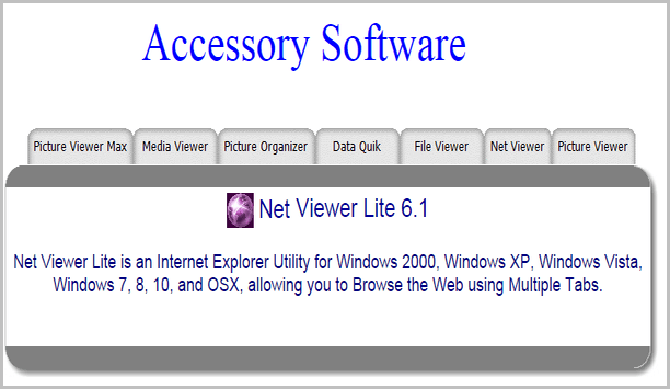 net-viewer-lite