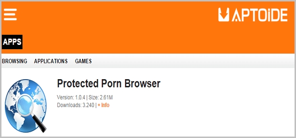 Porn Video Browser 92