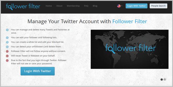 Follow-Filter-twitter-unfollow-tool