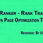 Tiny Ranker Review – The Tool to Keep Eye on your Site Stats