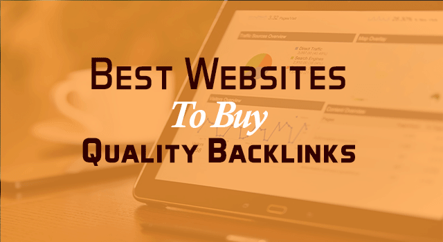 getting quality backlinks
