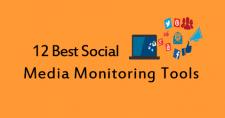 12 Best Social Media Monitoring Tools