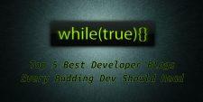 Best Developer Blogs