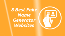 best fake name generator