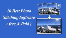 Best Photo Stitching Software