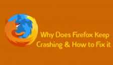 Firefox Keeps Crashing