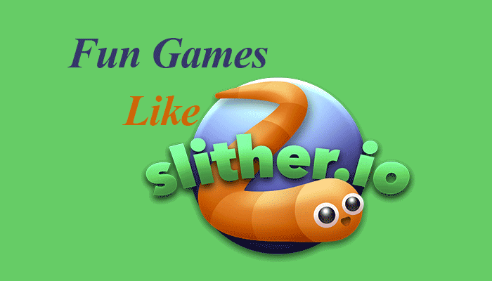Games like Slitherio