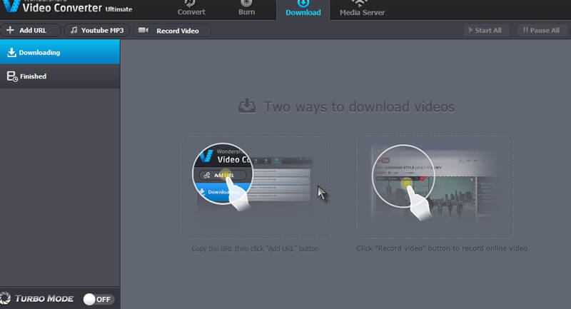 wondershare Downloader Recorder
