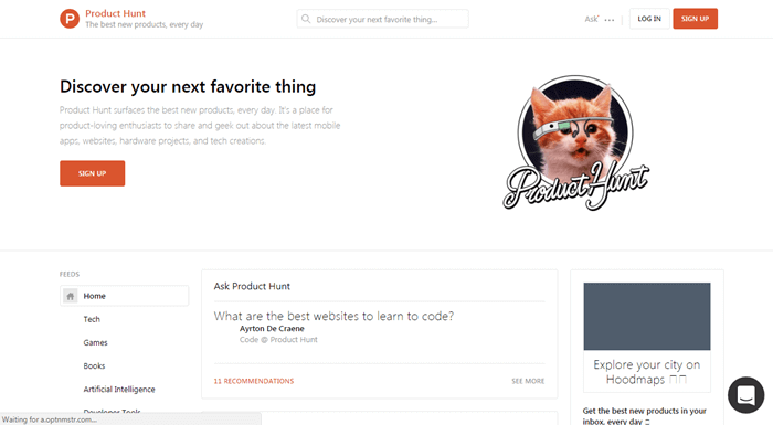 ProductHunt