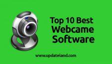 Best Webcam Software