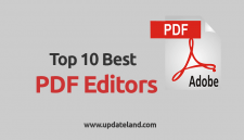 Best PDF Editor: Top 10 PDF Editors of 2017 to Pick