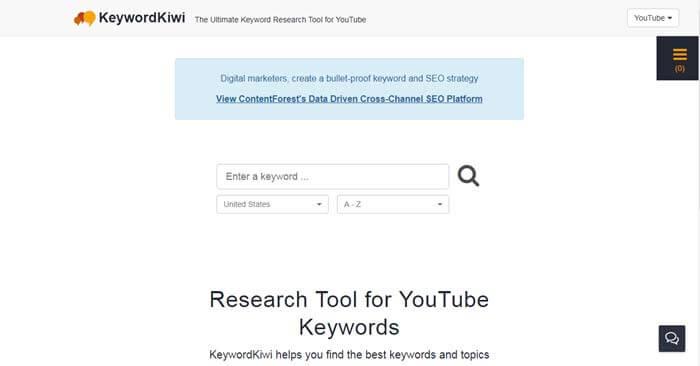 youtube keyword tag generator