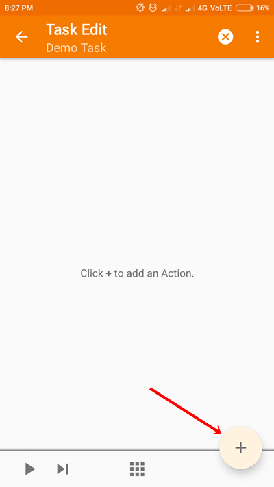 Add actions