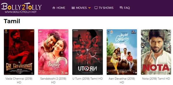 10 Sites to Watch Tamil Movies Online in High Quality for