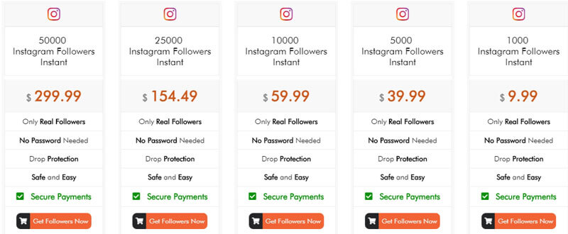Social Noor Pricing
