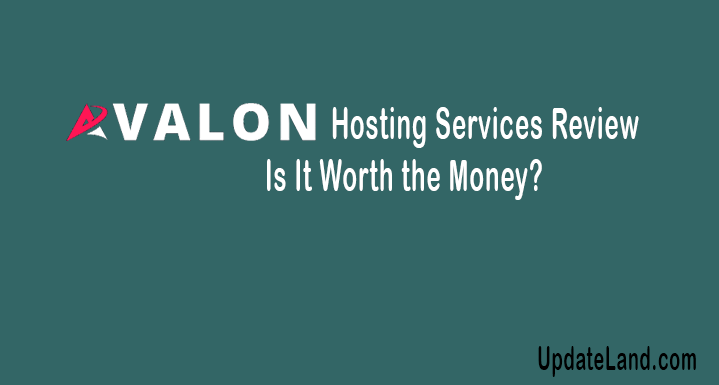 Avalon Hosting Services Review