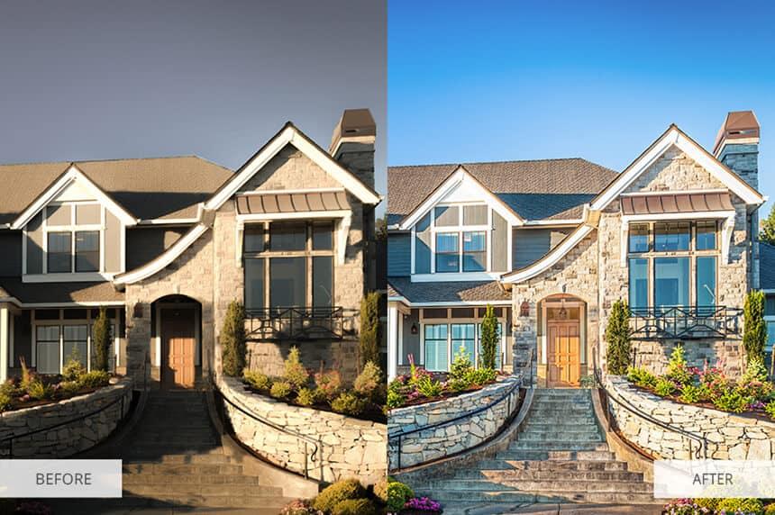 HDR Real Estate Lightroom Presets
