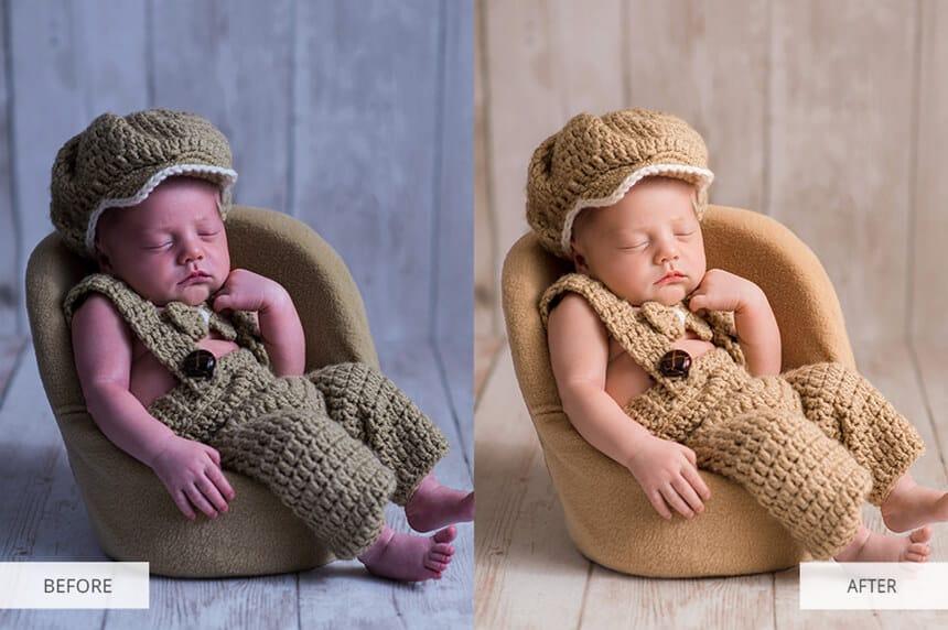 newborn pro lightroom presets