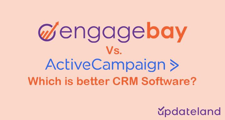 EngageBay vs ActiveCampaign