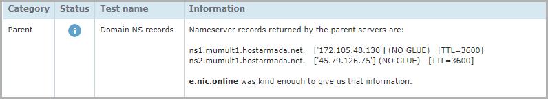 HostArmada DNS