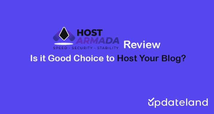 HostArmada Review