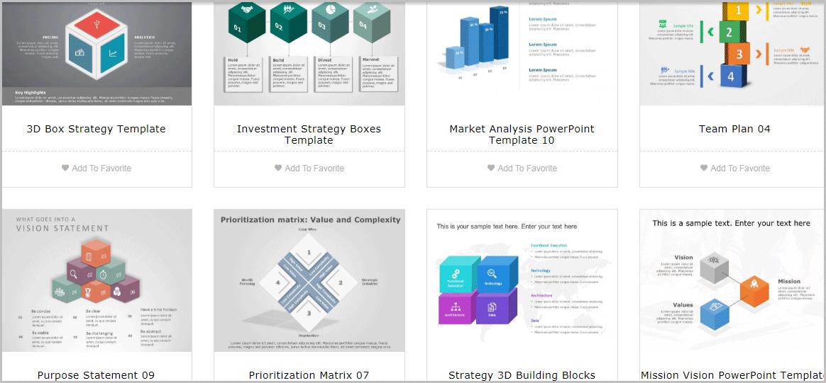 SlideUpLift cube templates