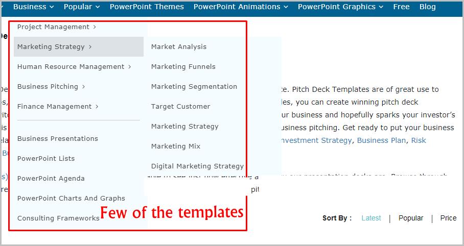 SlideUpLift templates