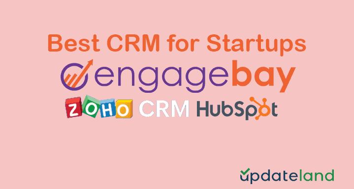 Best CRM for Startups