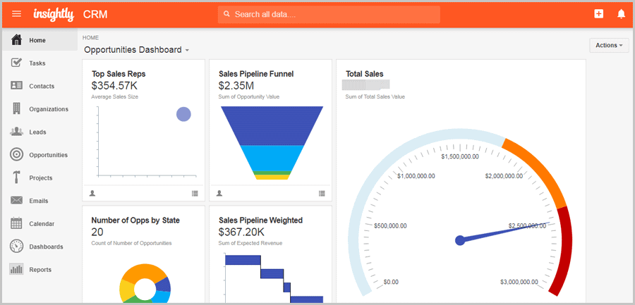 crm for startup companies