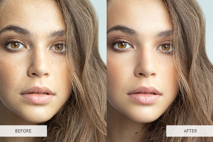 Smooth Skin Instagram Photoshop Actions