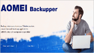 AOMEI backup software 2021
