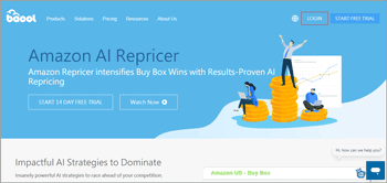 BQool Amazon AI Repricer
