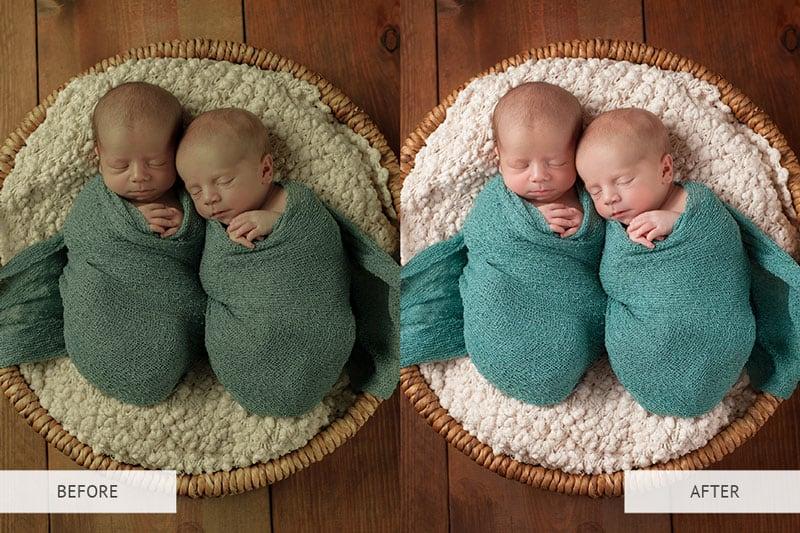 Newborn Baby Mobile Presets